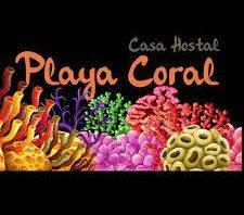 Hostal playa Coral